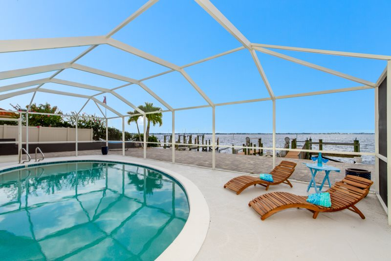 Riverview Florida Vacation Rental Cape Coral Vesteva