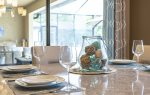 Master Bedroom with King Size Bed and Large walk-in closet
