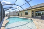 Pool Area with under Truss Lanai