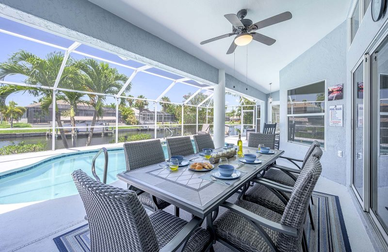 Beach House | Florida Vacation Home Rental | Cape Coral ...