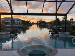 Captiva - Luxury Home with Canal Intersection Views
