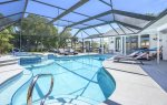 Guest bedroom 2 with 2 twin size beds and additional pull out twin beds for a total of 4 beds