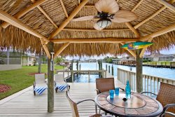Patricia - Home with Captain's walk & Tiki Hut - Pet Friendly -