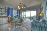 Gulf Place Cabanas 401- Beach Service Included!