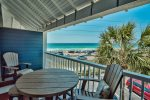 Enjoy Beach life from your private balcony