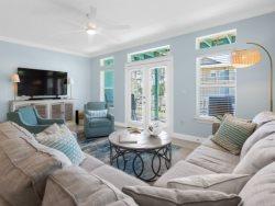 Dune Breeze Villas - Oyster Lake Views!  Short walk to the beach! Community Pool