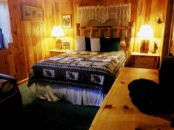 Into The Woods: Charming Cabin Just 23 Miles from Yellowstone National Park in Historic Mack`s Inn Area!