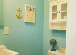 Guest house has its own 1\/2 bath - Guest house is perfect for the kids and teenagers