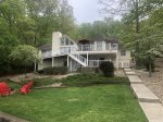 The Fremont Rose Home - Stunning 2,160 sq ft home.  3 Mile Marker Gravois Arm.  Three Level Deck
