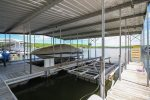 Private Dock and Open Boat Slip