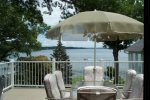 Amazing Main Channel View of Lake from the Outside Deck.  Perfect Spot to Relax or Grill Up Some Steaks