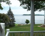 Another Main Channel Lake View from the Outside Deck Staircase.