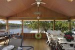 The Screened In Porch is This Property`s Key Selling Feautre.  What A View