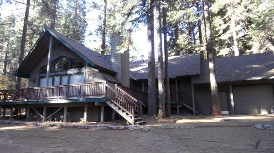 Zettler Cabin Shaver Lake Rentals Property Overview