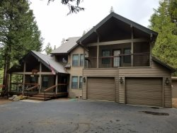 Luxurious custom mountain home located in prestigious Granite Ridge.
