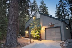 Whispering Pines is located in Sierra Cedars. Newly Remodeled cabin