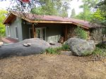 Boulders Surrounding Rock House