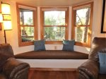 Window Seat in Living Room