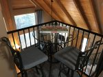 Game Table Nook in Loft Overlook
