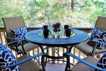 Tall Patio Table Set