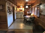 Four Chair Dinette and Kitchen