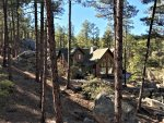 Bear Tree Lodge Nestled in the Boulders and Pines