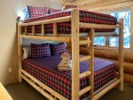 Bunk Bedroom with Large Beds