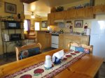 Dinette/Kitchen Area