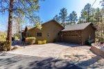 Stags Leap Lodge - Large, Custom Home in Tall Pines