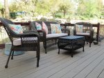 Deck Furniture for Relaxing