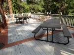 Scenic Deck for Relaxing with Lounge Chairs