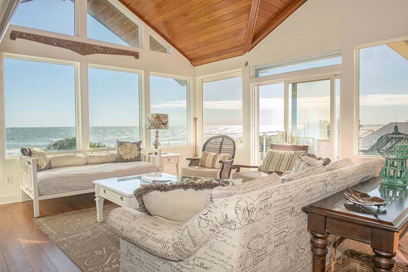 Beach Another Day In Paradise Oceanfront Beach Home Ponte Vedra Beach St Augustine Pet Friendly