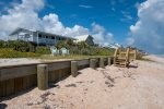 Have your very own private beach access, right in your own backyard