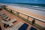 Enjoy the beach and soak up some sun from your own private deck