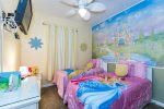 Twin Princess Room