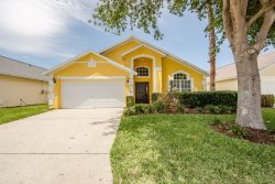 Lovely 4 bedroom 3 Bathroom pool home with 2 master suites located in gated community