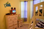 Mickey Bunk Room