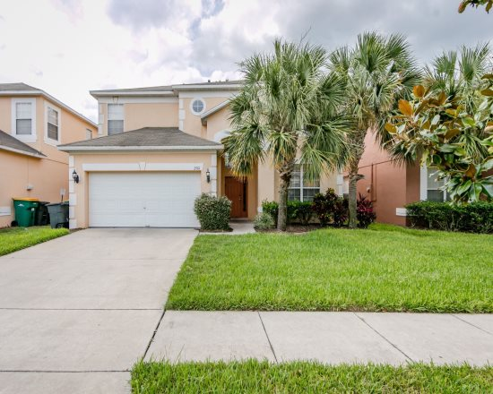 Large 8 Bedroom Orlando Vacation Homes Near Disney Private Pools