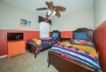 Boys Twin Room