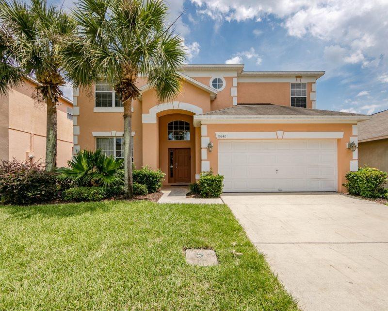 Florida Vacation Rental Home Near Disney Emerald Island Resort