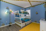 Minion themed Kids room upstairs