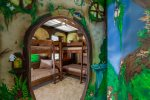 Kids room entrance