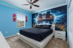 Back to the Future King Room