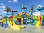 Resort Childs water park
