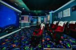 Private in home theater