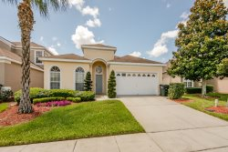 Beautiful 4 bedroom pool home in gated resort community