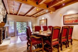 Ridge #9 - A luxurious Snowmass vacation condo. A premier Snowmass Village location.