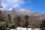 Higher Up Tray Mtn Rd 4 Wheeling through Waterfalls over the road