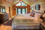 Master king bedroom
