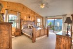 Master King Suite with Private Deck